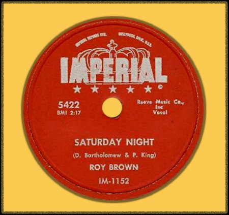 ROY BROWN - SATURDAY NIGHT_IC#002.jpg
