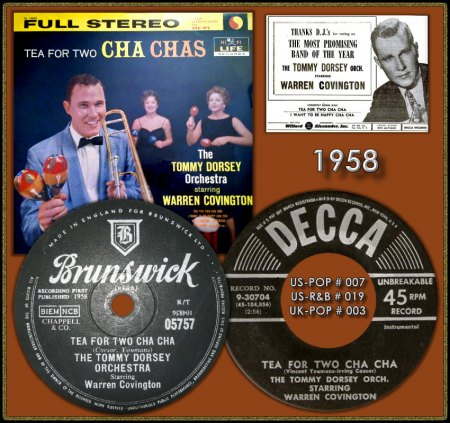 TOMMY DORSEY FEAT. WARREN COVINGTON - TEA FOR TWO CHA CHA_IC#001.jpg