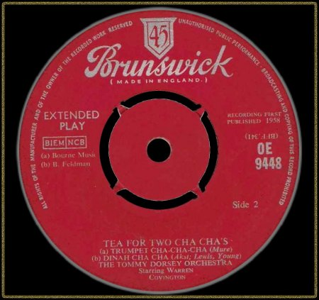 TOMMY DORSEY FEAT. WARREN COVINGTON BRUNSWICK (UK) EP OE-9448_IC#003.jpg