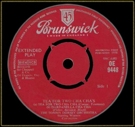 TOMMY DORSEY FEAT. WARREN COVINGTON BRUNSWICK (UK) EP OE-9448_IC#002.jpg