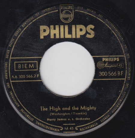 HARRY JAMES & ORCHESTRA - The High And The Mighty -B-.jpg