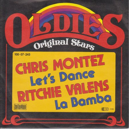 CHRIS MONTEZ - Let's dance -CV- 01.jpg