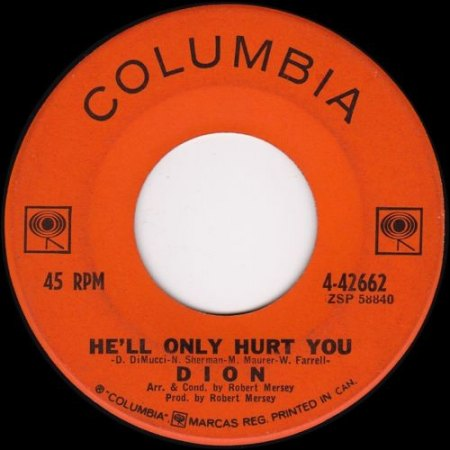 DION - He'll only hurt you -A2-.jpg
