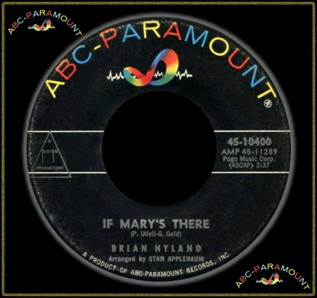 BRIAN HYLAND - IF MARY'S THERE_IC#002.jpg
