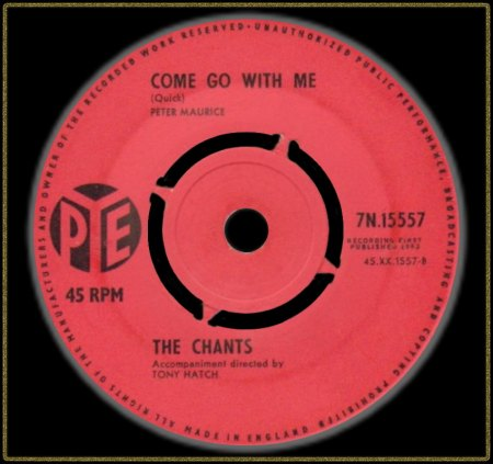 CHANTS - COME GO WITH ME_IC#002.jpg