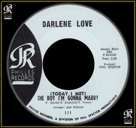 DARLENE LOVE - (TODAY I MET) THE BOY I'M GONNA MARRY_IC#002.jpg