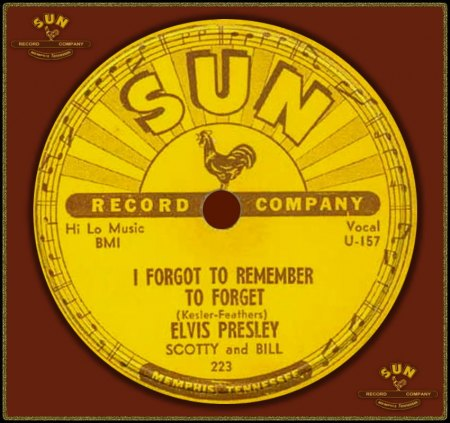 ELVIS PRESLEY - I FORGOT TO REMEMBER TO FORGET_IC#002.jpg