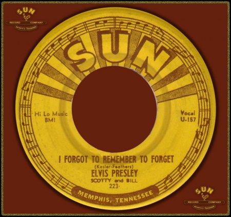 ELVIS PRESLEY - I FORGOT TO REMEMBER TO FORGET_IC#004.jpg