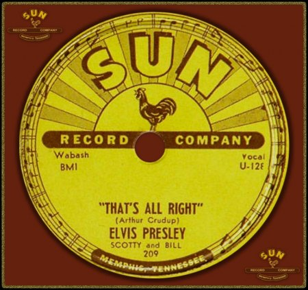 ELVIS PRESLEY - THAT'S ALL RIGHT_IC#003.jpg