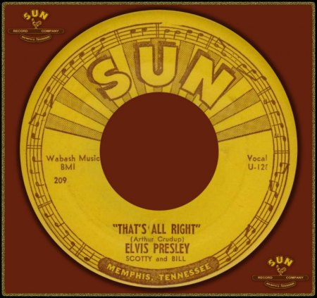 ELVIS PRESLEY - THAT'S ALL RIGHT_IC#005.jpg