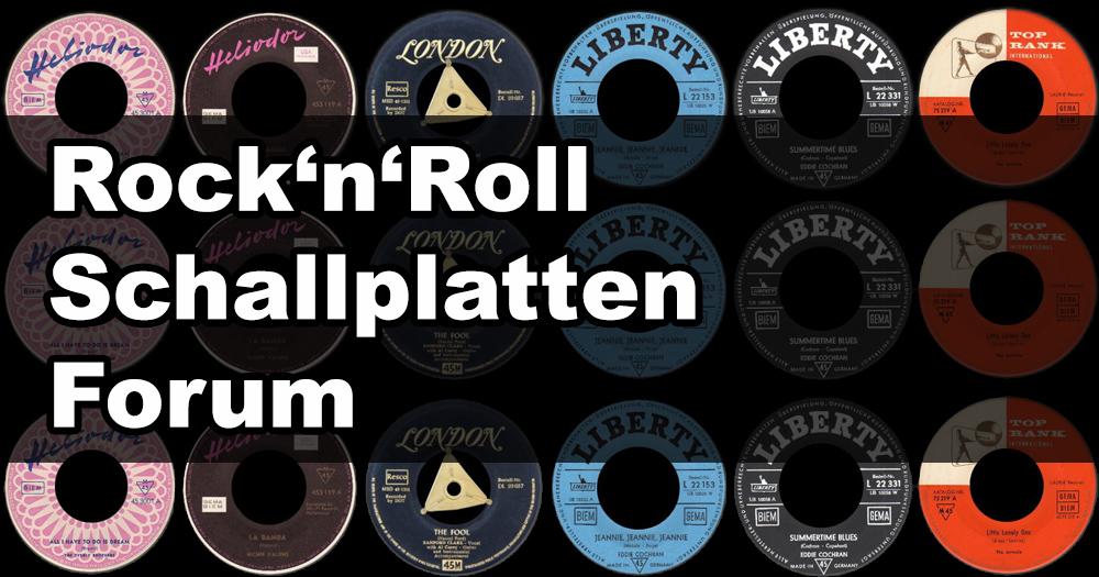 Schallplatten Forum